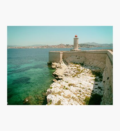 Chateau d'If Photographic Print