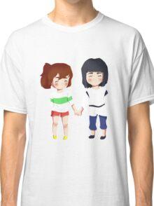Spirited Away- Chihiro and Haku Classic T-Shirt
