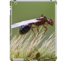 Winged Red Ant iPad Case/Skin