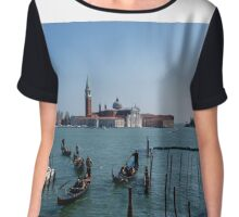 Simply Venezia Chiffon Top