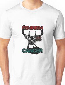 Anti-Feminism Stag Unisex T-Shirt