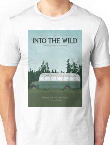 Into The Wild - Magic Bus Unisex T-Shirt