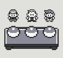 Starter Pokemon by GreenTheRival