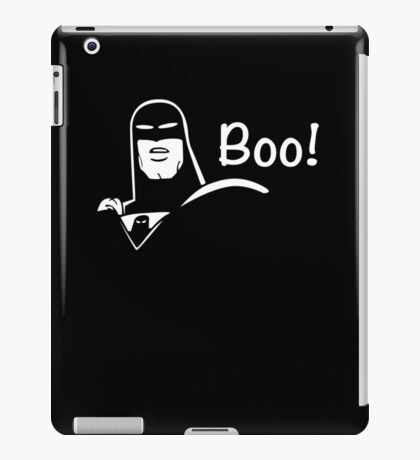 Its a Ghost... From Space!! iPad Case/Skin