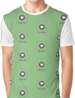 I Love Philadelphia Graphic T-Shirt