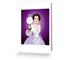 The Heiress Greeting Card