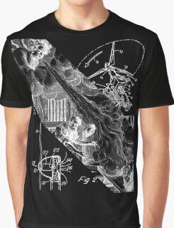 Wind Powered - Dark Graphic T-Shirt