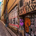 Hosier Lane by MichaelJP
