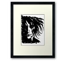 Lord of Dream - Shadow Framed Print