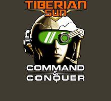 Tiberian Sun Commander Unisex T-Shirt