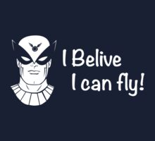 I Belive I Can Fly! by deqp