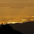 1 John 1:9 by Rainydayphotos