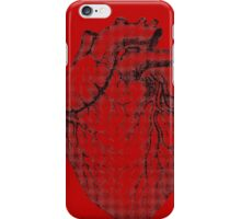 The un-beating heart iPhone Case/Skin