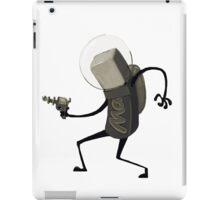 Mars Invader iPad Case/Skin