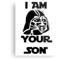 I am your son Metal Print