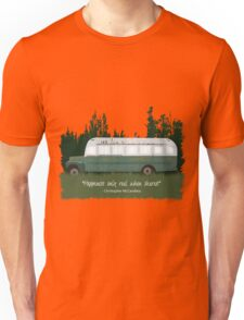 Into The Wild - Bus 142 Unisex T-Shirt