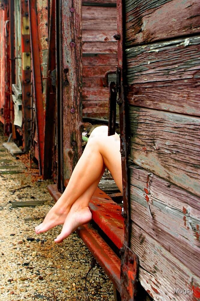 LEGS 2 by Mugsy