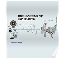 the sounds of science Poster