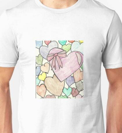 Love blooms Unisex T-Shirt