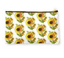 Sunflowers Studio Pouch