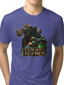 Illaoi - League of Legends Tri-blend T-Shirt