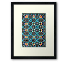 Scale Patterns Galore Framed Print