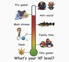 What's your XP level? by Speedydragon