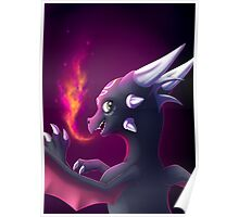Cynder the Corrupted Cutie Poster