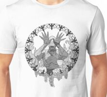 The grey man - Pan's Labyrinth  Unisex T-Shirt