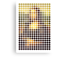 Mona Lisa Reinterpreted Canvas Print
