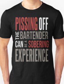 bartender t shirt, bartender hoodie, funny bartender Unisex T-Shirt