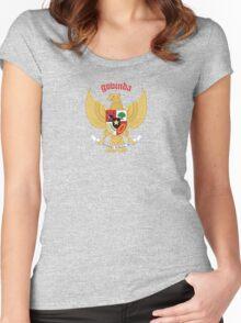 Govinda Garuda Women's Fitted Scoop T-Shirt