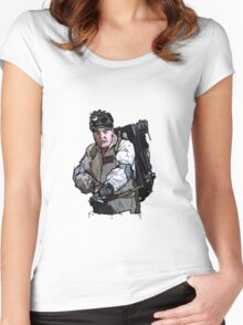 Ghostbusters - Ray Women's Fitted Scoop T-Shirt
