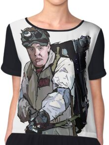 Ghostbusters - Ray Chiffon Top