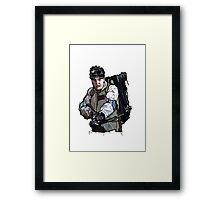 Ghostbusters - Ray Framed Print