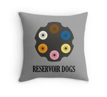 -TARANTINO- Reservoir Dogs Throw Pillow