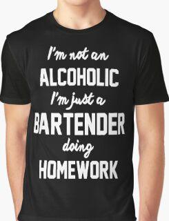 bartender, bartender t shirt, bartender hoodie Graphic T-Shirt
