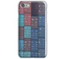 Container Tetris iPhone Case/Skin