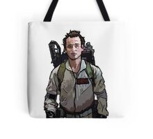 Ghostbusters - Peter Venkman (Bill Murray) Tote Bag