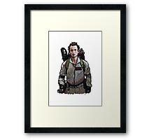 Ghostbusters - Peter Venkman (Bill Murray) Framed Print