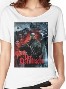 Call of Duty: Black Ops 3 Zombies - Der Eisendrache Artwork Women's Relaxed Fit T-Shirt