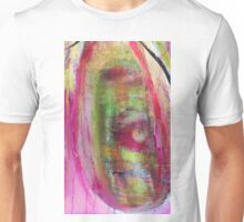 Colour Spray Art Reproduction  Unisex T-Shirt