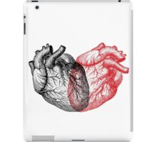 Heart made from Hearts iPad Case/Skin