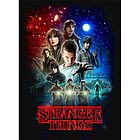 stranger things by bajubiru