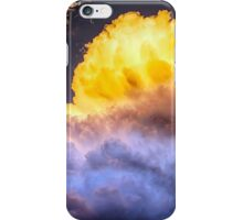 Colorado Cumulus Gold iPhone Case/Skin