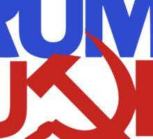 Trump Putin 2016 - Make Russia Great Again Sticker