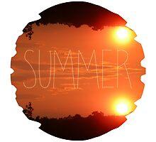 Summer Sunset by Quintin Allensworth