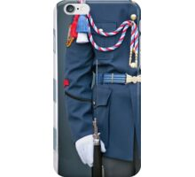 Buttoned Up Sergeant   iPhone Case/Skin