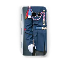 Buttoned Up Sergeant   Samsung Galaxy Case/Skin