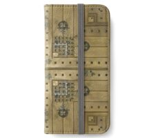 Ornament Wood iPhone Wallet/Case/Skin